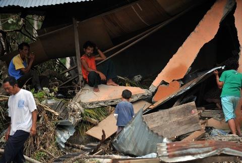 indonesia tsunami bodies. Tsunami in Indonesia