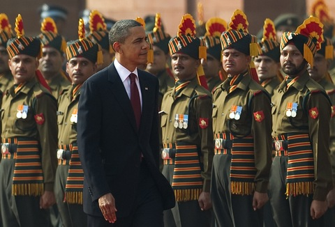Obama Emphasizes Cooperation During India Visit | The Rundown News ...