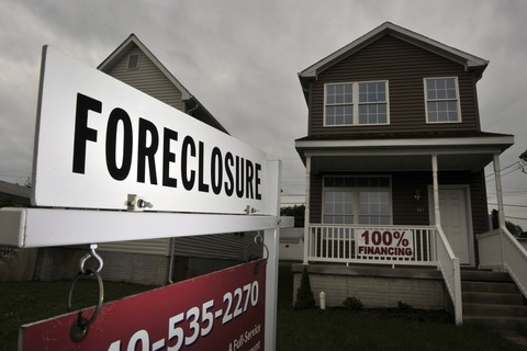 Foreclosures under Obama
