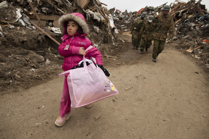 Destruction in Japan | PBS NewsHour | March 18, 2011 | PBS