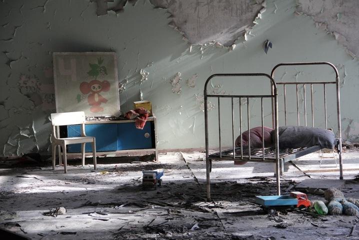 essay about chernobyl mutation