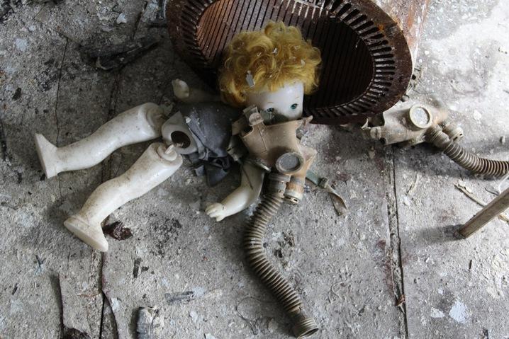 essay on chernobyl disaster