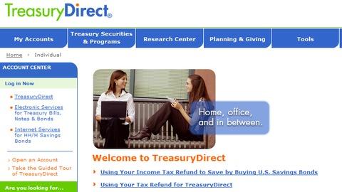 Treasury Direct Account?