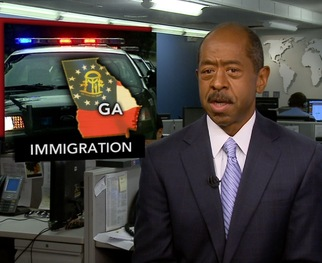 News Wrap: Parts of Ga. Immigration Law Blocked
