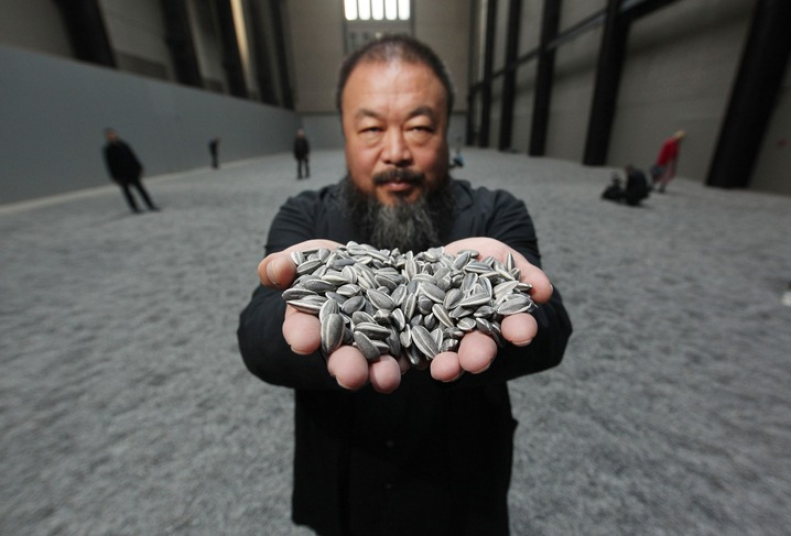 ai weiwei sunflower seeds essay topics