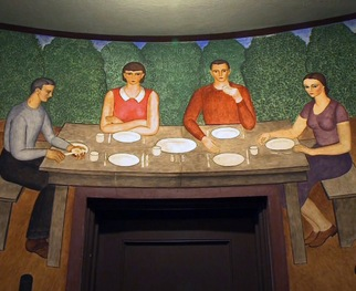 Slide Show&nbsp;of the&nbsp;Murals of Coit Tower