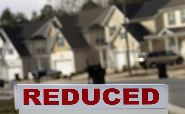 Home Price Reduced