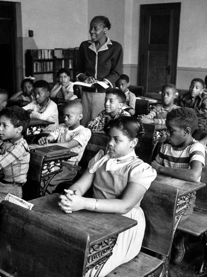 Brown vs. board of education 1954 essay