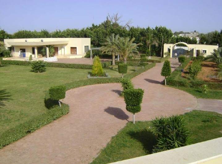 Benghazi Compound