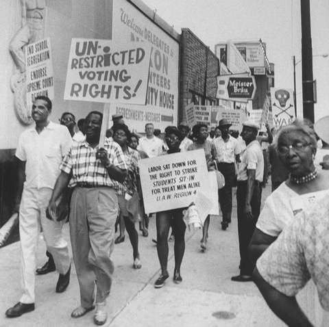 Do You Remember When the Voting Rights Act Passed? Tell Us Your ...