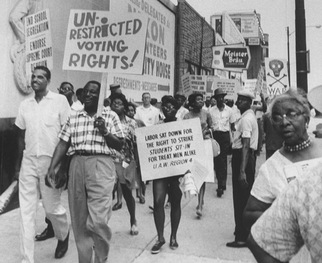 Voting Rights Struggle