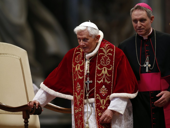 Moments of Benedict XVI's Papacy | PBS NewsHour | Feb. 28, 2013 | PBS