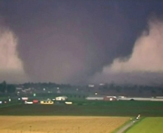 Mile Wide Tornado