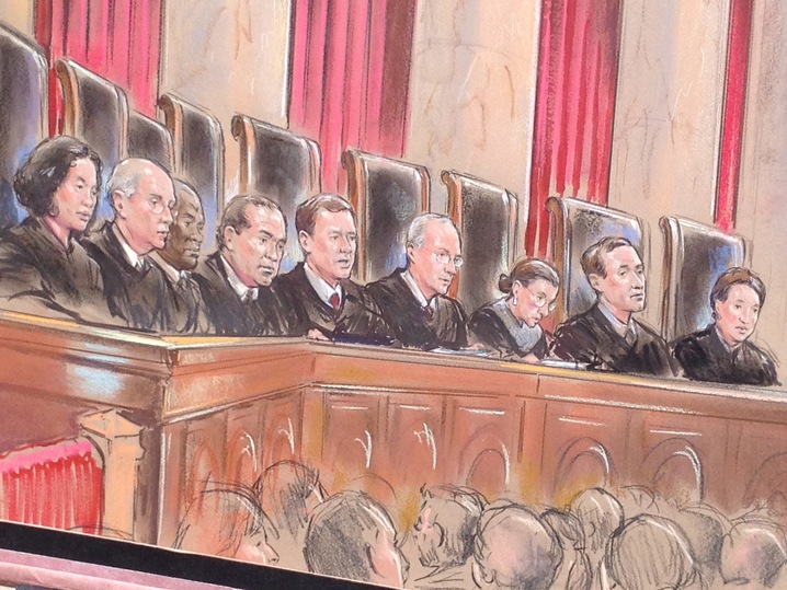 decisions lie ahead for the Supreme Court in 2014?   PBS NewsHour