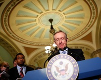 News Wrap: Harry Reid Defends Record on Race