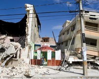 Aftershock Renews Fears For Haiti Quake Survivors