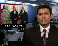 News Wrap: Biden Visits Iraq to Quash Election Dispute