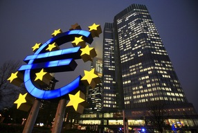 European Union Central Bank Photo Credit: Hannelore Foerster | Bloomberg