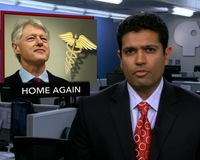 News Wrap: Bill Clinton Home After Heart Procedure