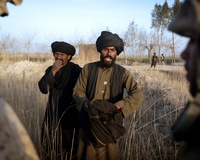 U.S. Pushes to End Military Stalemate With Taliban