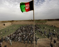 Afghan Officials Look to Build Stability in Helmand Province