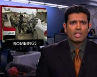 News Wrap: Iraq Bombings Kill 32, Days Ahead of Vote