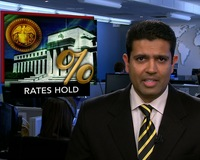 News Wrap: Fed Keeps Interest Rate Low