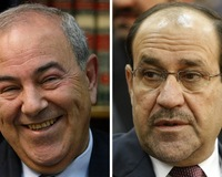Iraq's Former Prime Minister Edges al-Maliki in Vote 