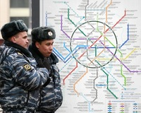 Twin Suicide Bombings Strike Moscow's Subway