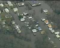 News Wrap: New England Floodwaters Recede