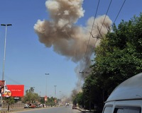 Taliban Claim Responsibility in Deadly Attack