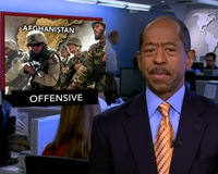News Wrap: Afghan Troops Launch New Offensive