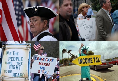 Tea Party members