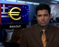 News Wrap: Debt-Saddled Greece Asks European Union, IMF for Bailout