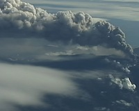 News Wrap: Volcanic Ash from Iceland Grounds More European Flights