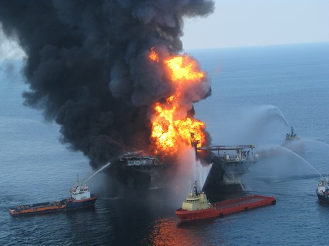 Deepwater Horizon Oil Report Fingers BP's Safety Lapses