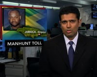 News Wrap: Manhunt for Drug Kingpin Continues in Jamaica