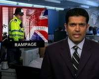 News Wrap: 12 Dead, 25 Wounded in England Shooting Rampage