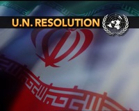Iran's Ahmadinejad Discounts New U.N. Sanctions as 'Valueless'