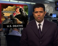 News Wrap: 2 Americans Killed in Ongoing Violence in Afghanistan