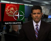 News Wrap: NATO Troops Killed in Afghanistan Helicopter Crash