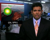 News Wrap: Oil Containment Cap Removal a Setback for Gulf Effort