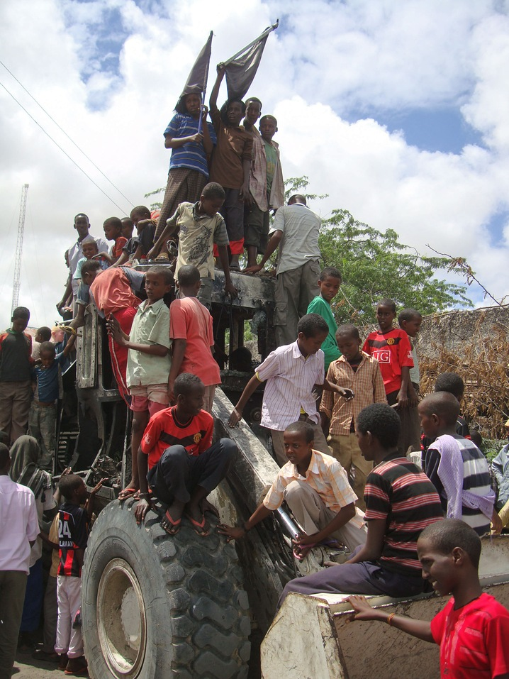 Somalia and Al-Shabab