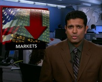 News Wrap: Stocks Tumble on Consumer Sentiment, Earnings Numbers