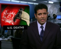 News Wrap: Bombings Kill 2 Troops in Afghanistan