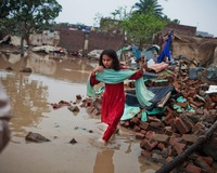 Pakistan's Floods Leave Millions Displaced