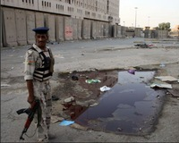 2 Bombings in Iraq Kill, Injure Scores as Security Concerns Persist