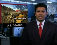 News Wrap: 3 U.S. Troops Killed in Afghanistan