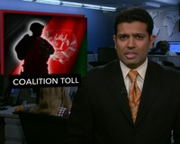News Wrap: Roadside Bombs Kill 5 NATO Soldiers in Afghanistan