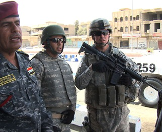 View All of the NewsHour Team's Reporting in Iraq
